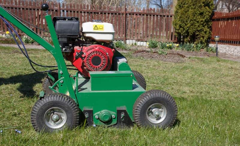 Guide To Renting A Lawn Aerator
