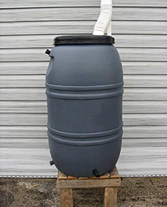 Upcycle Rain Barrel