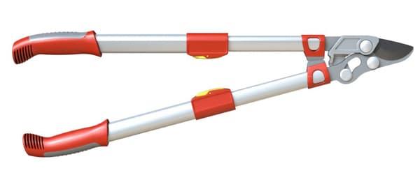 WOLF-Garten Power Cut Telescoping Bypass Lopper RR900T