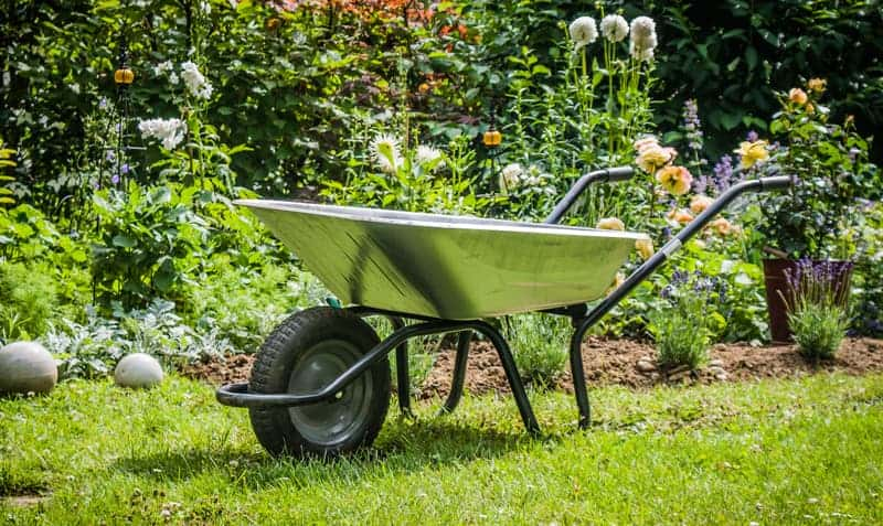 Best Wheelbarrows & Garden Carts