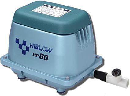 HI-BLOW (Hp 80) Linear Air Pond Pump
