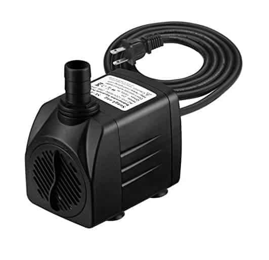 Homasy 400GPH Submersible Water Pump