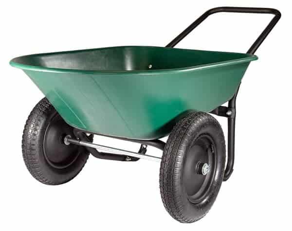 Marathon Yard Rover Wheelbarrow