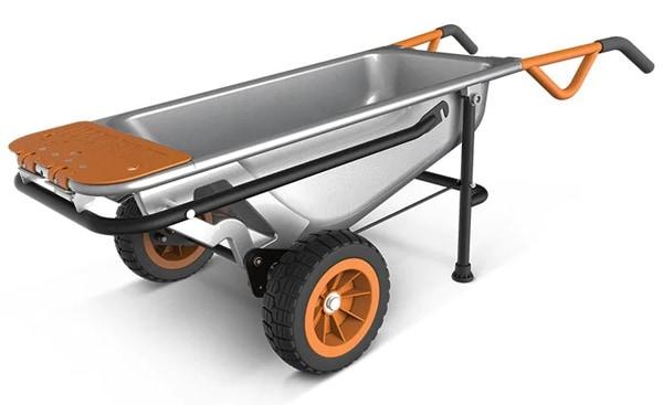 WORX Aerocart WG050 Wheelbarrow