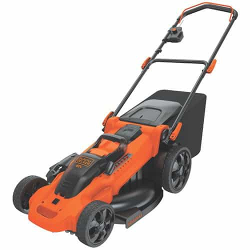 BLACK+DECKER CM2040 3-in-1 Cordless Mower