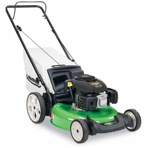Lawn-Boy 10736 21-Inch 160cc Engine High Wheel Push Lawn Mower