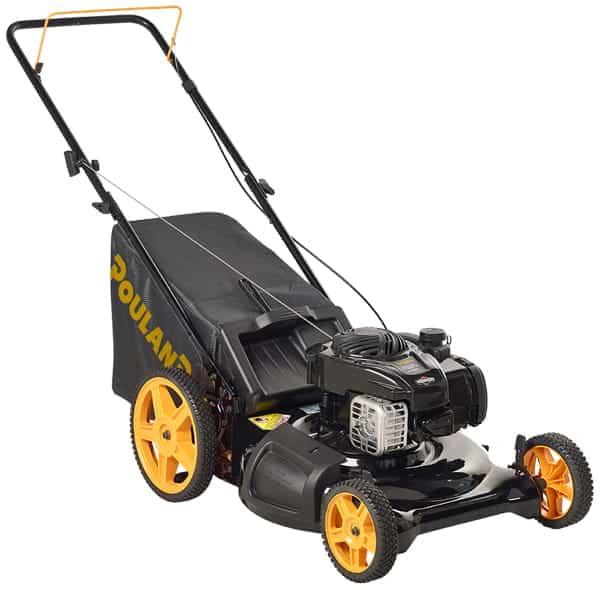 Poulan Pro PR550N21RH3 3-in-1 Hi-Wheel Push Mower