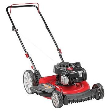 Troy-Bilt TB105 159cc 21-Inch 3-in-1 Push Lawn Mower