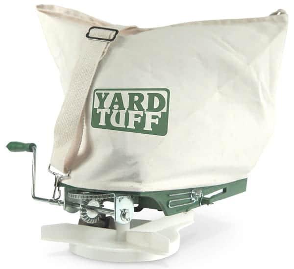 Yard Tuff YTF-25SS Handheld Spreader