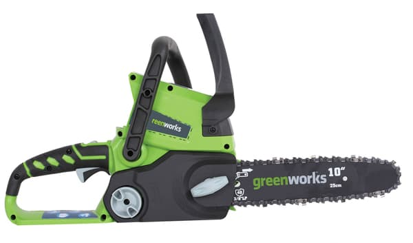 Greenworks 20362 Small Cordless Chainsaw