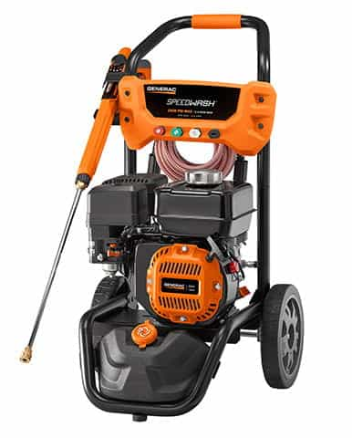 Generac SpeedWash 6882 Gas Powered Pressure Washer