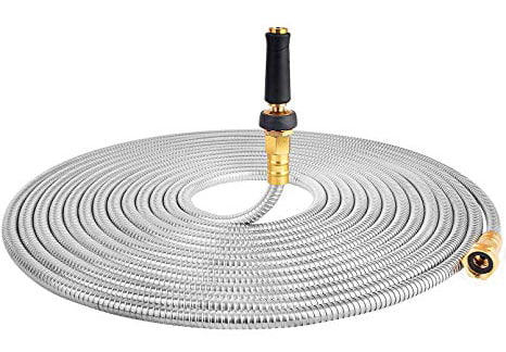 Touch-Rich Stainless Steel Hose