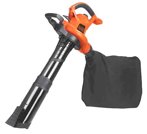 BLACK+DECKER BV6000 Leaf Blower & Mulcher