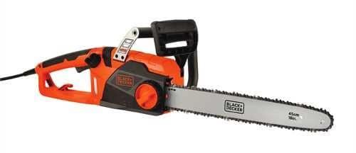 BLACK+DECKER CS1518 Corded Chainsaw