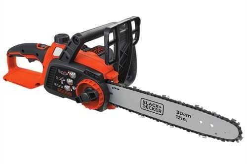 BLACK+DECKER LCS1240 Cordless Chainsaw