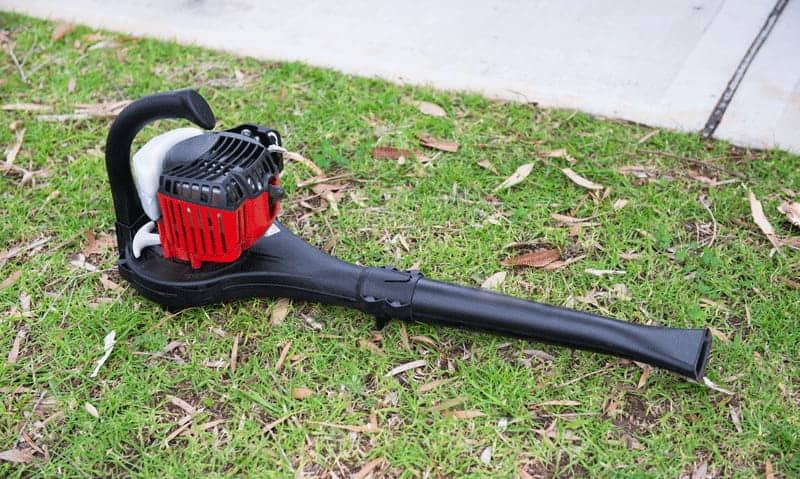 Common Reasons Why a Leaf Blower Won't Start