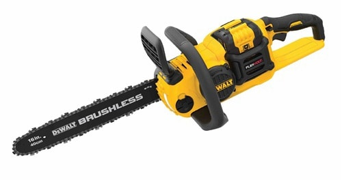DEWALT DCCS670X1 60V MAX Brushless Cordless Chainsaw