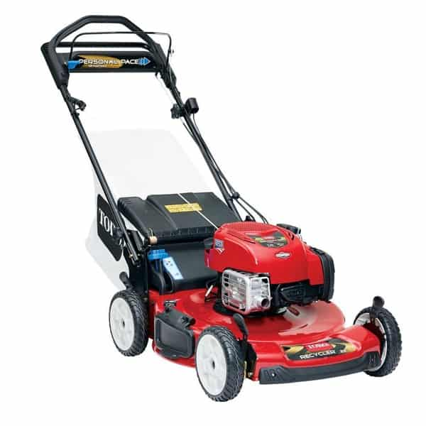 Toro Recycler Personal Pace Self Propelled Mower