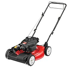 Yard Machines 12A-A02J700 Self-Propelled Lawn Mower