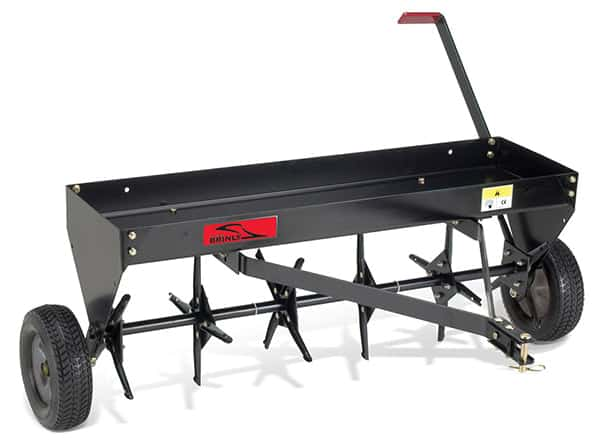 Brinly PA-48BH Tow Behind Core Aerator