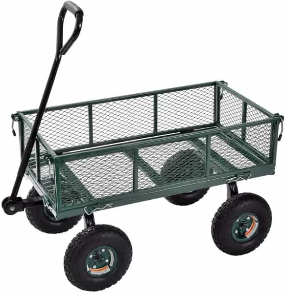 Sandusky Lee CW3418 Muscle Cart