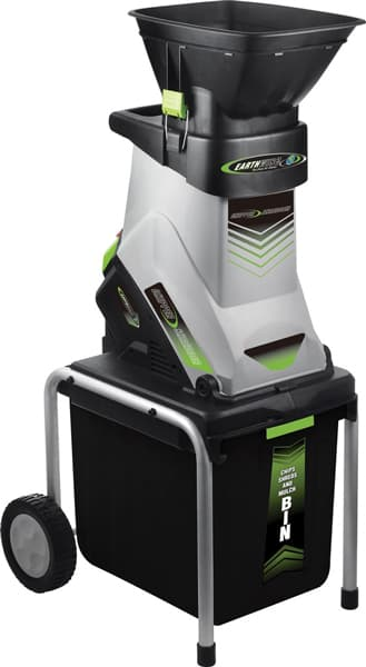 Earthwise GS70015 15-Amp Electric Chipper Shredder