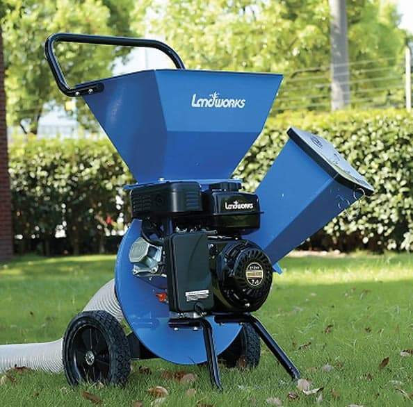 Landworks LCE06 Super Heavy Duty Wood Chipper