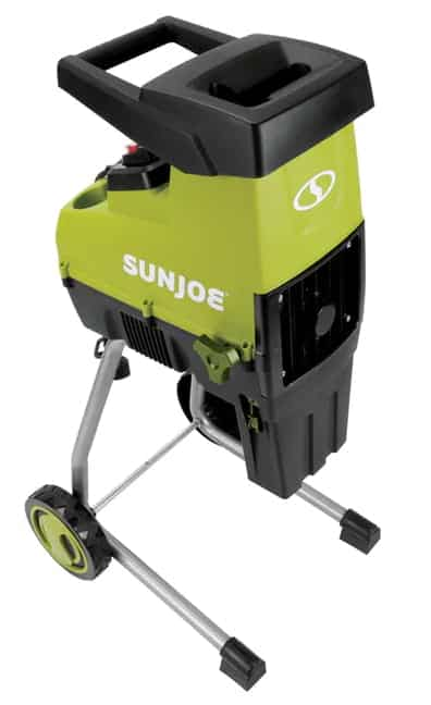 Sun Joe CJ603E Electric Wood Chipper Shredder