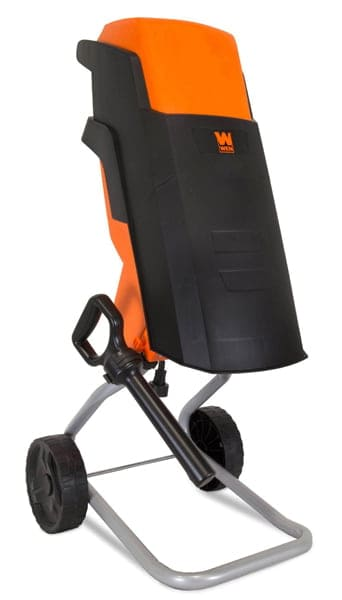 WEN 41121 15-Amp Electric Wood Chipper and Shredder