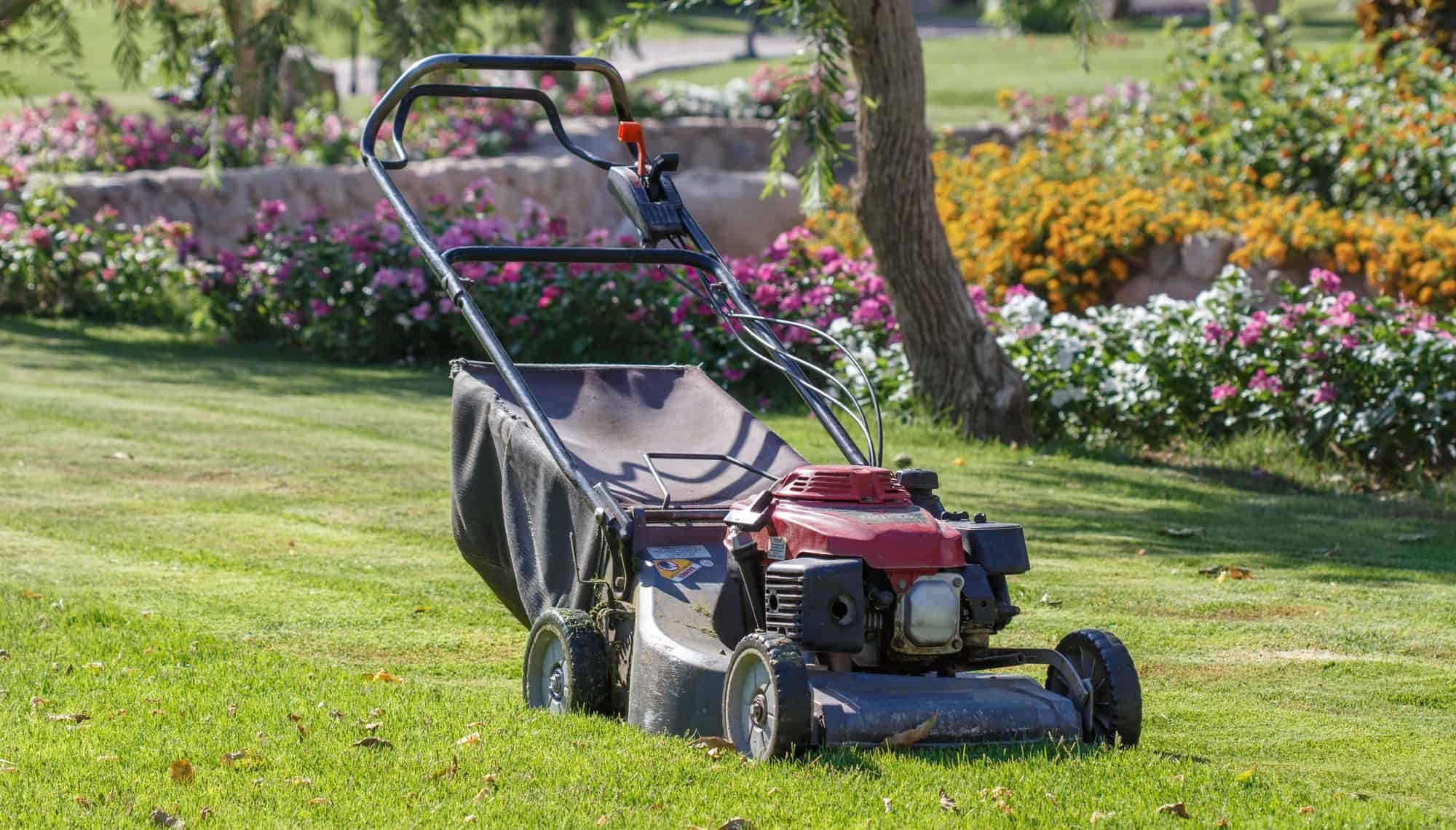 How Much Does A Lawn Mower Weigh