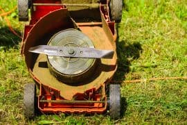 How To Balance Lawn Mower Blades