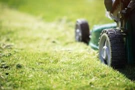 How to Keep Grass From Clumping When Mowing