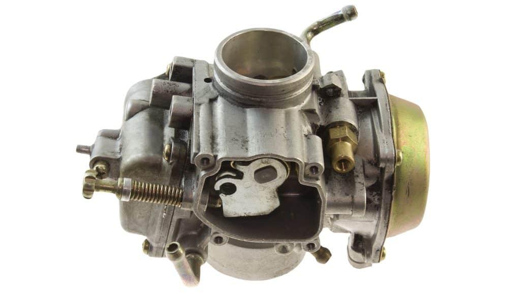 Faulty Carburetor