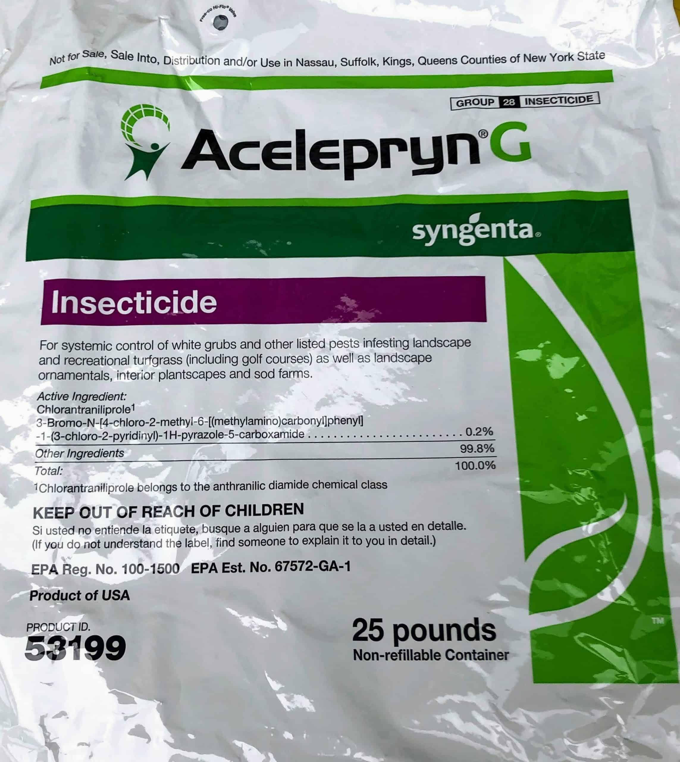 Acelepryn G