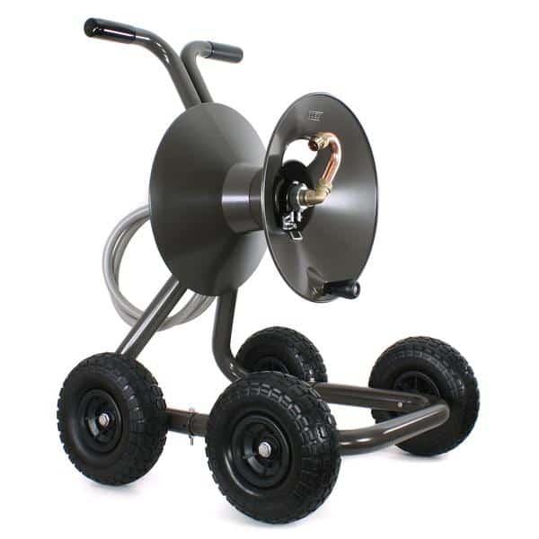 Portable Garden Hose Reel Wagon (Model 1043Q)