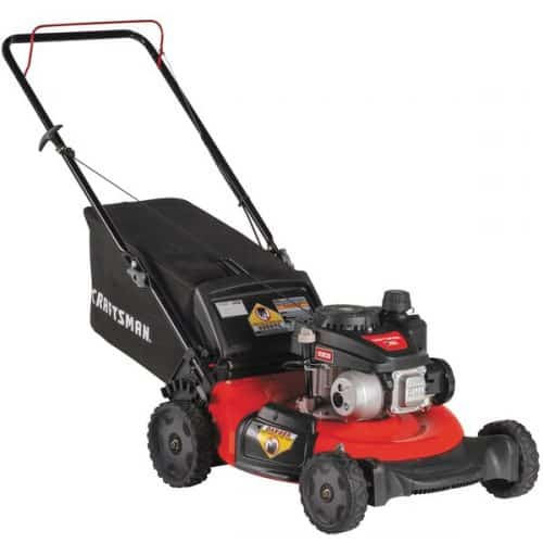 Craftsman M105 140cc 3-In-1 Lawn Mower With Bagger