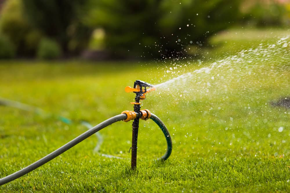 Recommended Sprinkler Run Times
