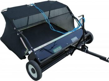 Yard Tuff YTF-42STQA Quick Assembly Lawn Sweeper
