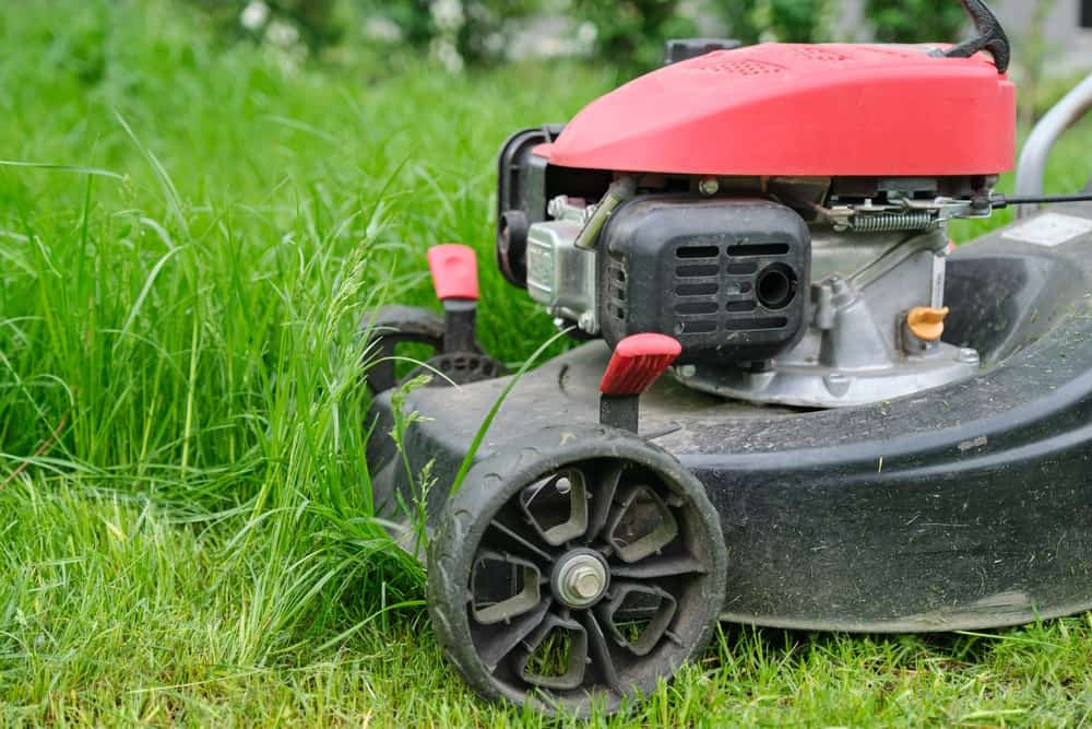 What do the numbers mean on a lawn mower