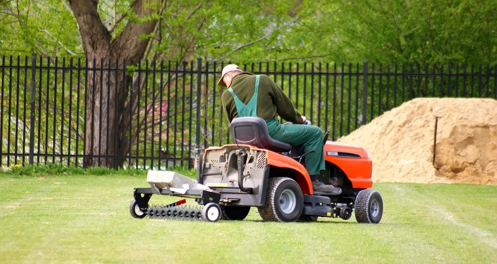 Why Attach a Ball Hitch to a Lawnmower