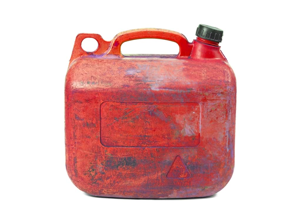 Dirty Gas Can